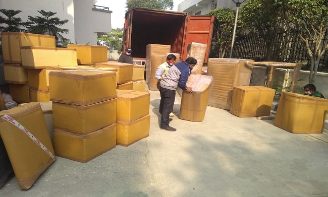 packing and moving in noida